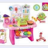 Kind-Plastikspiel-Haus-Spiel-gesetzte Spielwaren für Verkauf