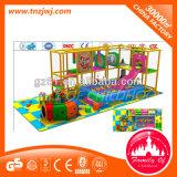2016 Daycare Indoor Playground Juego de varios niveles Laberinto