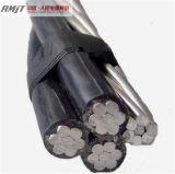 Il ABC Cable/XLPE ha isolato il cavo di alluminio/riga coperta collegare