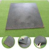El azulejo de suelo de goma, recicla el azulejo de goma, caucho al aire libre del patio embaldosa la pavimentadora de goma colorida