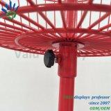 Игрушки вращающиеся металлические провода для установки в стойку дисплея дисплей стенд фирмы с корзины и самоустанавливающихся колес