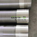 China 100 Mikron Inox Edelstahl-Keil-Maschendraht-Bildschirme