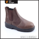 까만 색깔 고품질 산업 안전 신발 Sn5119