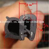 Tira do selo da esponja de EPDM com revestimento protetor autoadesivo