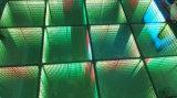 Magia 3D Abismo LED Dance Floor per qualsiasi esposizione della fase
