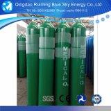 40L gasfles voor Argon, Zuurstof, Helium
