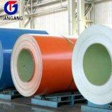 La couleur a enduit la bobine en acier galvanisée/bande en acier