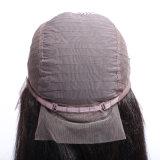Brazilian Kinky Straight Silk Base Lace peruca de cabelo dianteiro peruca feita sob encomenda 100 perucas de cabelo humano para afro-americanos