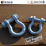 Schrauben-Bogen-Ketten-Anker-Fesseln der Sicherheits-G-2130