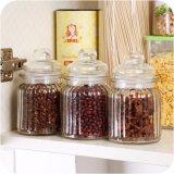 Vorzüglicher Küchenbedarf-Glasglas für Hauptdekoration