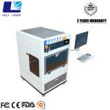 Machine intérieure d'imprimante de graveur de gravure du laser 3D pour les métiers en cristal