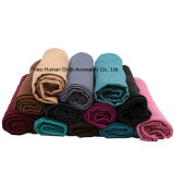 De stevige Sjaal van het Satijn van de Polyester van de Kleur voor Dame