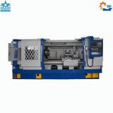 Tubo Qk1313 que rosca procesando la máquina del torno del CNC