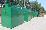 Unità nel sottosuolo impaccata di trattamento delle acque del rifiuti urbani