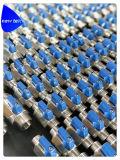 Palanca Válvula-Roja Mxf NPT de la mini bola en línea SUS316