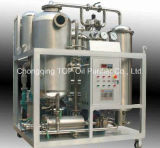 Das überschüssige kochende filternde Öl und generalüberholen Maschine