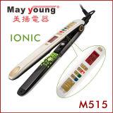 M515 Fábrica de Preços Nagtive Ions Mch Heater Hair Straightener
