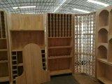 단단한 나무 옷장 (나무로 되는 침실 가구) (DH-16001)