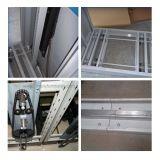Móvil de alta densidad de estanterías de almacén