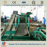 Halbautomatischer Abfall ermüdet Gummipuder-Produktionszweig Prozess