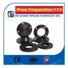 Libre d'alimentation d'inspection de la bride en acier au carbone de patiner sur le type ASTM A105 150# sch40 RF
