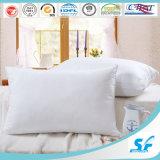 Hotel de mejor venta mayorista de almohadas y bordado de algodón almohada