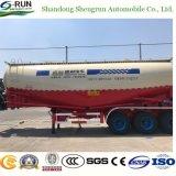 45m3 de bulkAanhangwagen van de Vrachtwagen van de Tanker van de Silo van het Cement Semi