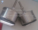 L'ABS/SS 304 buse du filtre à eau