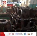 Dn700 PN16 Lcb en acier moulé la vanne de grande taille