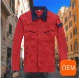 Сбывание Men&prime OEM горячее; Workwear s Favar, красная форма Workwear