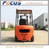 chariot gerbeur diesel automatique de la capacité de charge 1.5ton