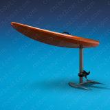 طائر ورقيّ رقيقة معدنيّة لوح ركوب الأمواج