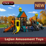 Международная популярная спортивная площадка скольжения занятности малышей конструкции (X1509-7)