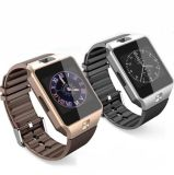 Dz09 지능적인 시계 Wristbrand 인조 인간 사용 2g SIM 카드 지적인 이동 전화 Smartwatch