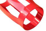 Einzelstück-Bogen-wärmebehandelter Stahlsprung-Gehäuse-Zentralisator