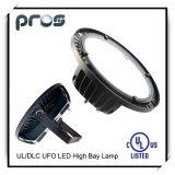 UFO Industrial Light luz de la bahía de Iluminación de haluro metálico
