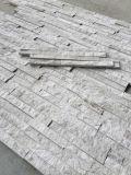 China Revestimiento de pared de mármol gris Conrber fabricadas de piedra de cultura