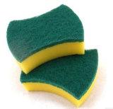 Губка целесообразная для Housework, очищая инструмент, очищая губка для тарелок, соскабливая пусковая площадка