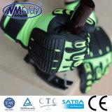 Gants de protection pour protection de la main et résistant aux chocs