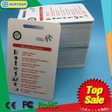ID를 위한 PVC LF 125kHz Hitag2 근접 RFID accress 제어 카드