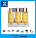 Réacteurs triphasés de bobine de bobine (enroulement de papier d'aluminium)