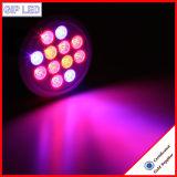 12W E27 PAR38 LED si sviluppano chiari per la pianta d'appartamento della famiglia