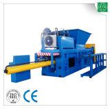 Automatische Horiztonal hydraulische Plastikfilm-Ballenpresse