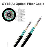 De vastgelopen Losse Kabel van de Optische Vezel GYTS van de Buis licht-Gepantserde