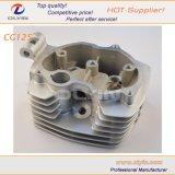 Testata di cilindro del motociclo della lega di alluminio per i pezzi di ricambio Cg125 per Honda