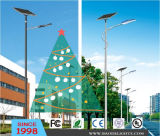 Allen in One Solar LED Street Light