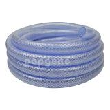 15 mm 7bar transparente en PVC flexible en plastique renforcé de fibre