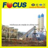 завод Readymix бетона емкости 60cbm/H центральный дозируя с ленточным транспортером