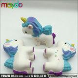 Giocattoli profumati aumentanti delicatamente lenti Squishy del regalo di compressione di Squishies del giocattolo dell'unicorno di promozione