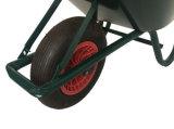 頑丈な標準規格の一輪車